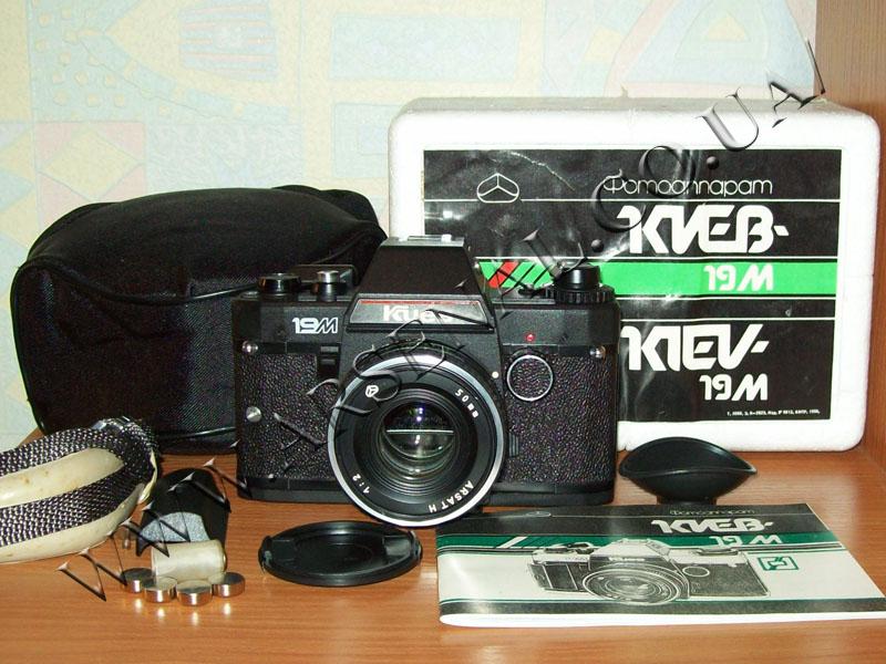 киев-19м инструкция